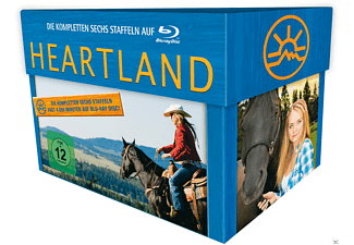 Heartland - Komplettbox in HD - (Blu-ray)