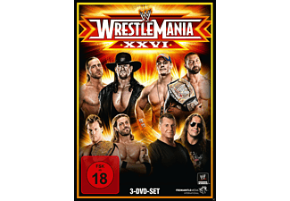 Wrestlemania 26 - (DVD)