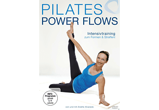 Pilates Power Flows - Intensivtraining zum Formen & Straffen! - (DVD)