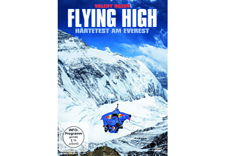 Flying High – Härtetest am Everest - (DVD)