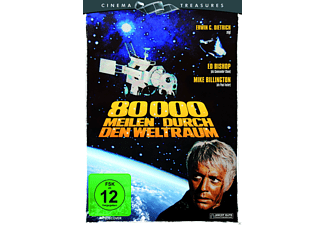 80.000 Meilen durch den Weltraum (Cinema Treasures) - (DVD)