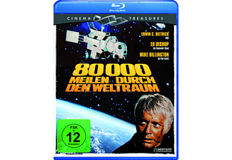 80.000 Meilen durch den Weltraum (Cinema Treasures) - (Blu-ray)
