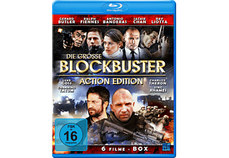 Die große Blockbuster Action Edition - (Blu-ray)
