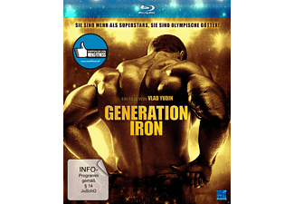 Generation Iron - (Blu-ray)