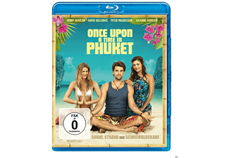 Once upon a Time in Phuket - Sonne, Strand und Schreibblockade - (Blu-ray)