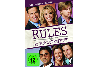 Rules of Engagement – Season 4 - (DVD)