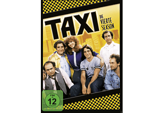 Taxi – Staffel 4 - (DVD)