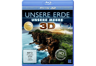 Unsere Erde, unsere Meere - (3D Blu-ray)