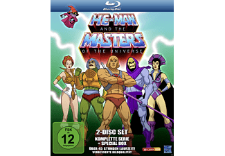 He-Man and the Masters of the Universe (Season 1+2) - (Blu-ray)