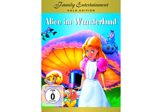 Alice im Wunderland (Family Entertainment Gold Edition) - (DVD)