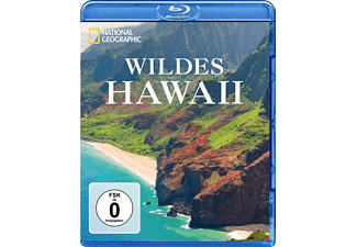 National Geographic: Wildes Hawaii [Blu-ray]