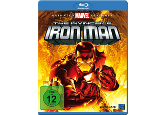 The Invincible Iron Man - (Blu-ray)