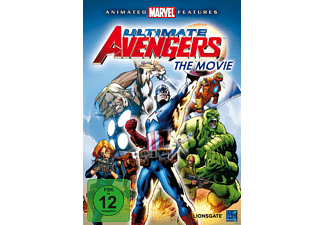Ultimate Avengers - The Movie - (DVD)
