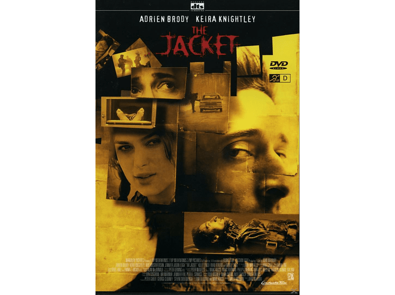 The Jacket [DVD]