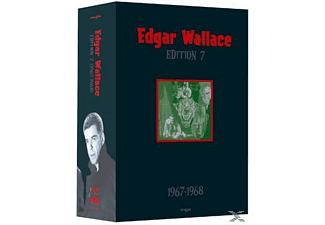 Edgar Wallace Edition Box 7 [DVD]