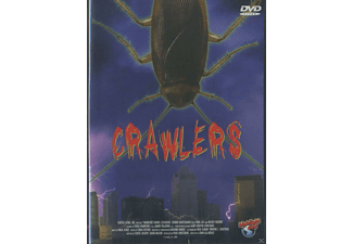 CRAWLERS - (DVD)