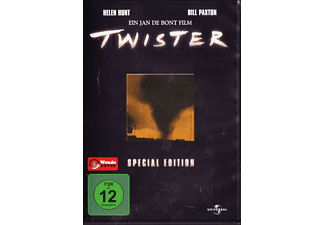 TWISTER (SPECIAL EDITION) - (DVD)