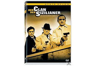 DER CLAN DER SIZILIANER - (DVD)