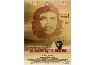 Die Reise des jungen Che – The Motorcycle Diaries - (DVD)