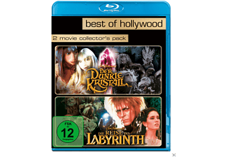 Der Dunkle Kristall / Die Reise Ins Labyrinth (Best Of Hollywood) - (Blu-ray)
