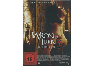 WRONG TURN 3 - (DVD)