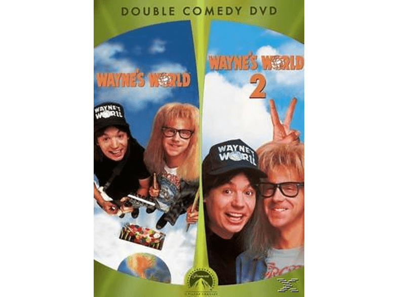 Wayne's World & Wayne's World 2 [DVD]