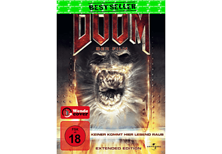 Doom - Der Film - Extended Edition - (DVD)
