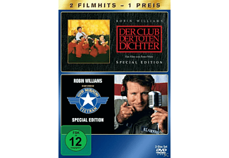 Der Club der toten Dichter / Good Morning Vietnam [DVD]