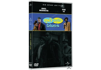 MO BETTER BLUES - (DVD)