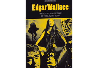 EDGAR WALLACE COLLECTION - (DVD)