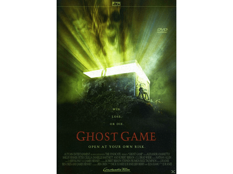 GHOST GAME [DVD]