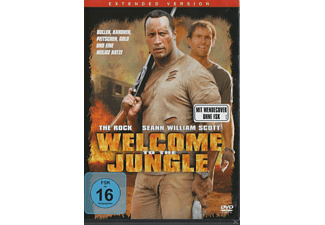 WELCOME TO THE JUNGLE (EXTENDED VERSION) - (DVD)