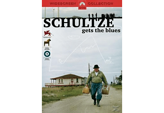 SCHULTZE GETS THE BLUES - (DVD)