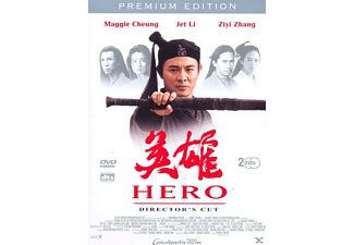 HERO (PREMIUM EDITION) - (DVD)