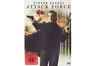 Attack Force - (DVD)