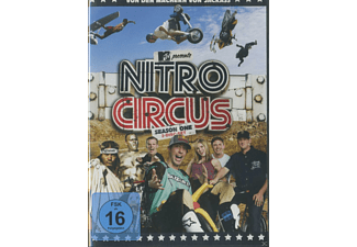 MTV - NITRO CIRCUS 1.SEASON - (DVD)