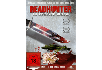 Headhunter: The Assessment Weekend - (DVD)