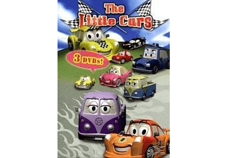 The Little Cars - Vol. 1 - 3 - (DVD)