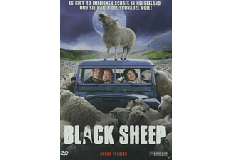 BLACK SHEEP (UNCUT) - (DVD)