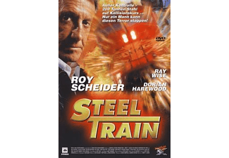 STEEL TRAIN - (DVD)