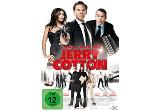 JERRY COTTON - (DVD)