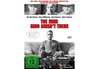 THE MAN WHO WASN T THERE - (DVD)