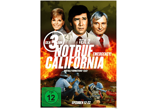 Notruf California - Staffel 3.2 - (DVD)