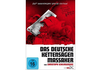 DAS DEUTSCHE KETTENSÄGENMASSAKER (RED L.-20TH SE - (DVD)