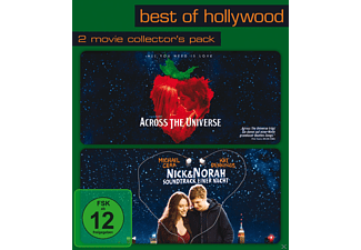 Best of Hollywood: Across The Universe / Nick & Norah's Infinite Playlist - (Blu-ray)