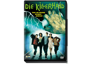 DIE KILLERHAND - (DVD)