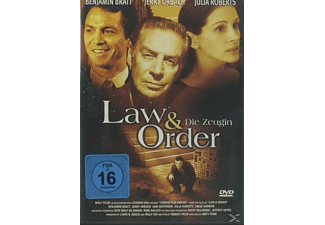 Law & Order: Die Zeugin - (DVD)