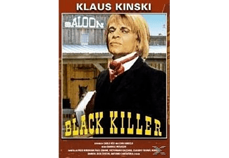 Black Killer - (DVD)
