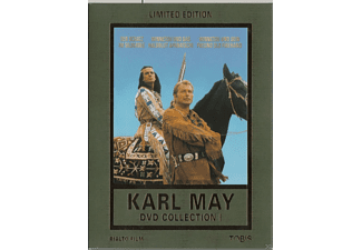 Karl May - Collection 1 - (DVD)