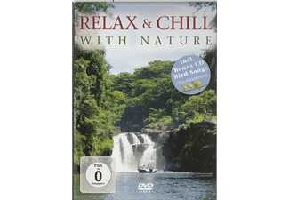 Relax & Chill With Nature - (DVD + CD)